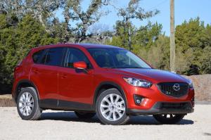2014 Mazda CX-5 Grand Touring FWD
