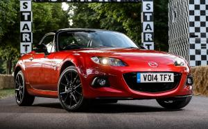 Mazda MX-5 25th Anniversary 2014 года (UK)