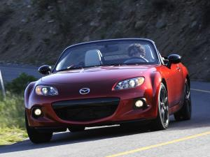 Mazda MX-5 Miata 25th Anniversary Edition 2014 года