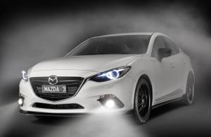 Mazda3 Kuroi Sports Package 2014 года
