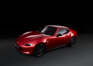 2016 Mazda MX-5 RF Ignition