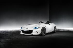 Mazda MX-5 Speedster Evolution Concept 2016 года