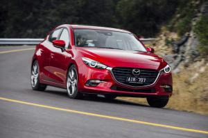 2016 Mazda3 SP25 Astina Hatchback