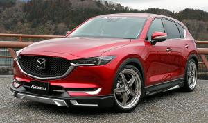 2017 Mazda CX-5 by Kenstyle