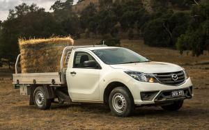 Mazda BT-50 Single Cab Chassis
