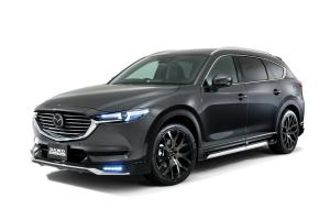 Mazda CX-8 by DAMD 2018 года