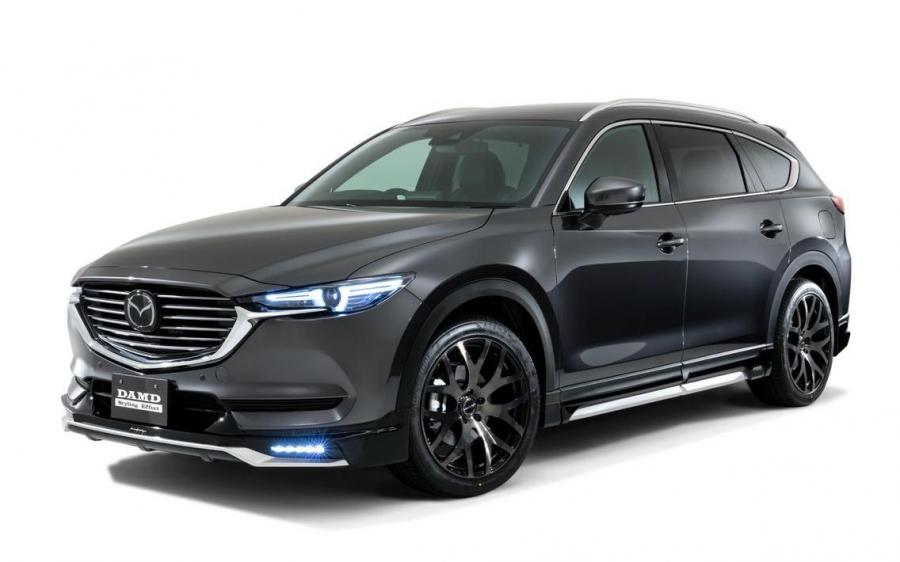 2018 Mazda CX-8 by DAMD
