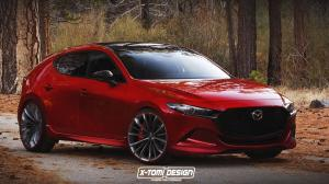 2019 Mazda 3 MPS by X-Tomi Design
