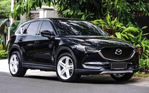 Mazda CX-5 Elite by Permaisuri on Vossen Wheels (VFS-5) 2019 года