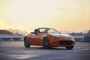 Mazda MX-5 30th Anniversary 2019 года