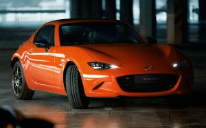 Mazda MX-5 RF 30th Anniversary 2019 года (NA)