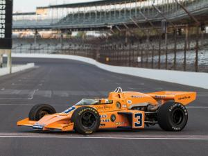 McLaren M16C Indy 500 Race Car 1973 года
