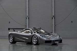 McLaren F1 High Downforce Package LM-Spec 1994 года