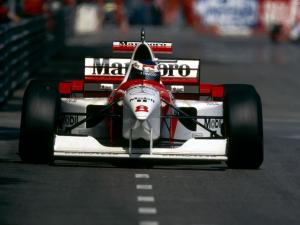 1995 McLaren Mercedes-Benz MP4-10