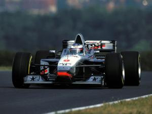 1997 McLaren Mercedes-Benz MP4-12