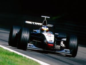 McLaren Mercedes-Benz MP4-13 1998 года