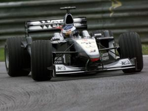 2000 McLaren Mercedes-Benz MP4-15