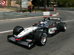 2003 McLaren Mercedes-Benz MP4-17D