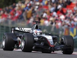 McLaren Mercedes-Benz MP4-18 2003 года