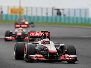 McLaren Mercedes-Benz MP4-26 2011 года