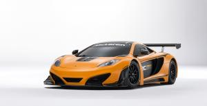 2012 McLaren MP4-12C GT3 Can-Am Edition Concept