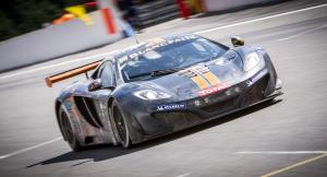 2012 McLaren MP4-12C GT3 Spa 24 hours