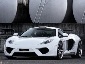 McLaren MP4-12C Terso by FAB Design 2012 года