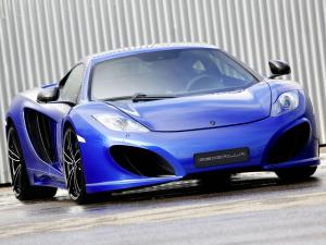 2012 McLaren MP4-12C by Gemballa
