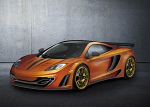 2012 McLaren MP4-12C by Mansory