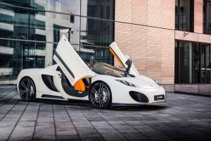 2013 McLaren MP4-12C GT Spyder by Gemballa