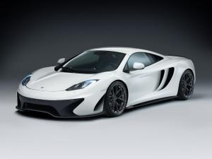 2013 McLaren MP4-12C by Vorsteiner