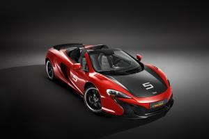 2015 McLaren 650S Spyder Can-Am