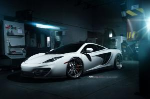 2015 McLaren MP4-12C on ADV.1 Wheels (ADV005MV1CS)
