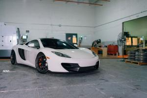 2015 McLaren MP4-12C on ADV.1 Wheels (ADV5.0TSSL)
