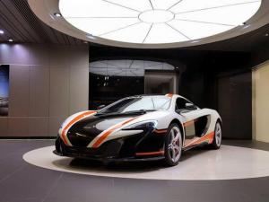 2016 McLaren 650S GT3 by Inspired Wrap