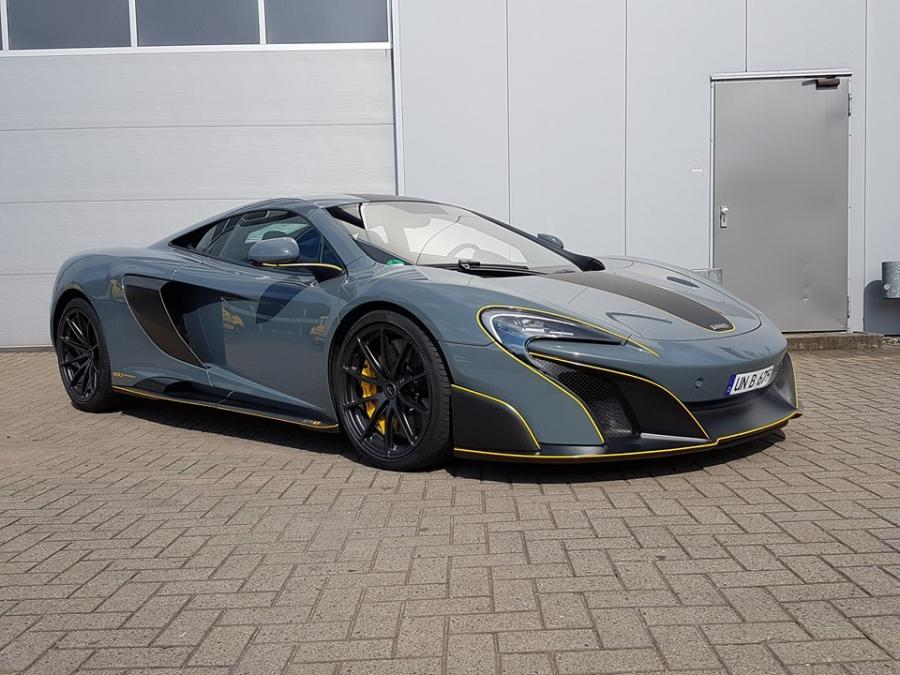 McLaren 675LT by Edo Competition