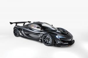 McLaren P1 GTR Road by Lanzante 2016 года