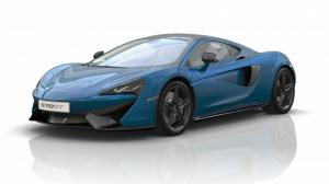 2017 McLaren 570GT Commemorative Edition