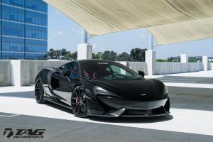 McLaren 570S by Novitec Rosso and TAG Motorsports 2017 года