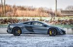 McLaren 675LT by Edo Competition 2017 года