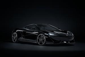 2018 McLaren 570GT MSO Black Collection