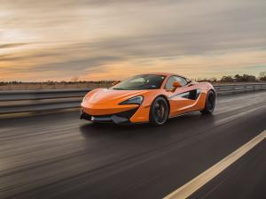2018 McLaren 570S Coupe by Hennessey