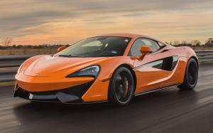 McLaren 570S Coupe by Hennessey '2018