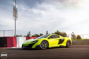 2018 McLaren 675LT on PUR Wheels (4OUR.M2)