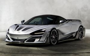 McLaren 720S First Edition by Mansory 2018 года (UK)