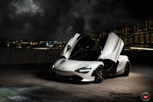 2018 McLaren 720S by Design Motoring on Vossen Wheels (S17-01)
