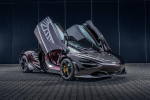 McLaren 720S by Manhart Racing & Carlex Design 2018 года