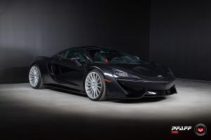 2019 McLaren 570GT by Pfaff Tuning on Vossen Wheels (VPS-305)