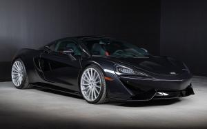 McLaren 570GT by Pfaff Tuning on Vossen Wheels (VPS-305) 2019 года