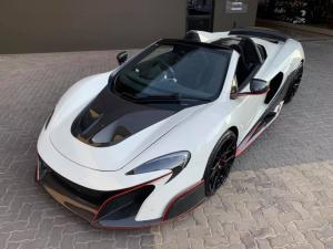 McLaren 650S Spyder by RACE! 2019 года